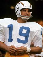 Lance Alworth Photo Shot