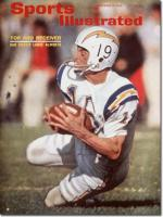 Lance Alworth in Match