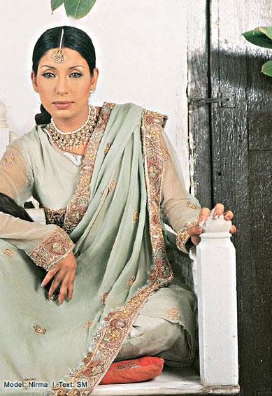 Nirma Wedding Dress