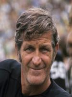 George Blanda Photo Shot