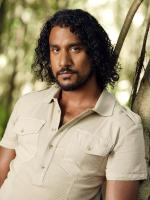 Naveen Andrews in Creature of the Black Lagoon as Doctor David Raya (2012)
