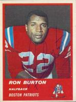 Ron Burton Photo Shot