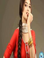 Sajal Ali in desi style