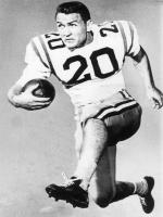 Billy Cannon in Match