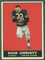 Dick Christy Photo Shot
