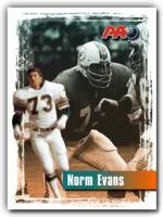 Norm Evans Photo Shot