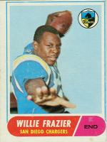 Willie Frazier Photo Shot
