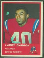 Larry Garron Photo Shot