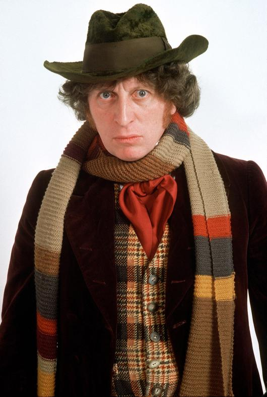 Tom Baker in Saving Santa