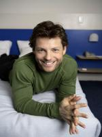 Jamie Bamber in The Smoke 2013