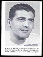 Emil Karas