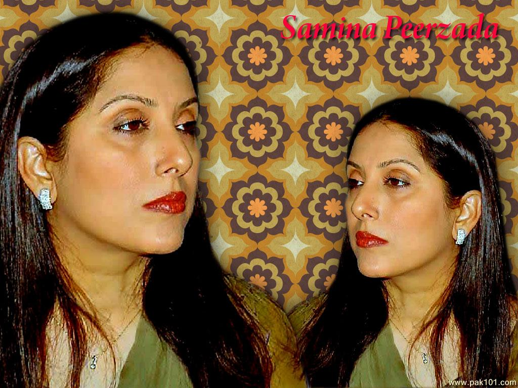 Samina Peerzada Photo