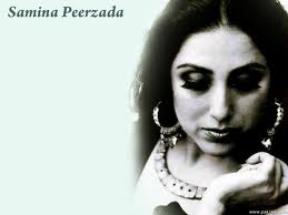 Samina Peerzada Wallpaper