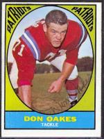 Don Oakes Photo Shot