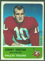 Jimmy Saxton Photo Shot