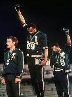 Tommie Smith Group Pic