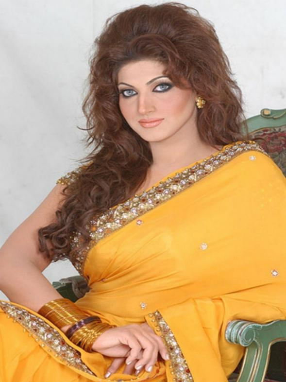 Sana Nawaz Lollywood actress