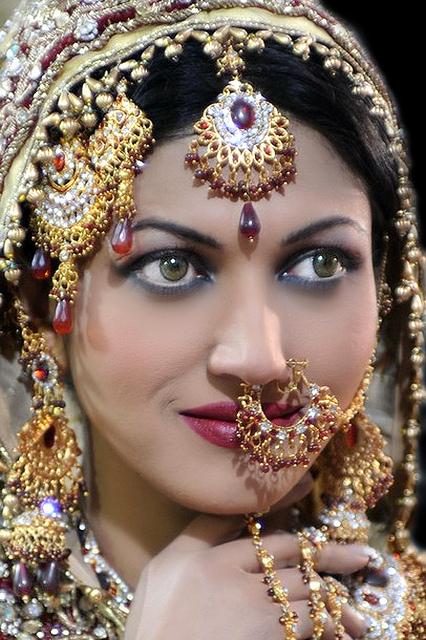Sana Nawaz Bridal Dress