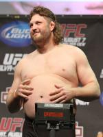 Roy Nelson  Before Match