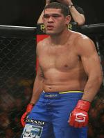 Antonio Silva in Ring