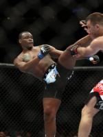 Ovince St. Preux in Action