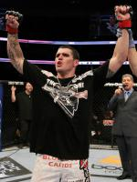 Chris Camozzi in Ring