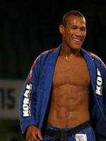 Ronaldo Souza After Match