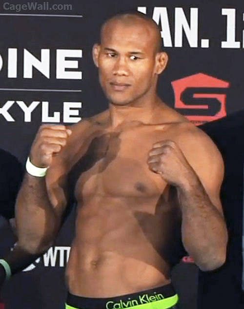Ronaldo Souza Photo Shot