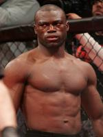 Uriah Hall in Ring
