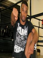 Tyron Woodley Modeling Pic