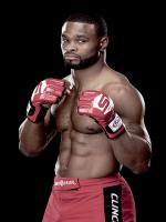 Tyron Woodley in Action