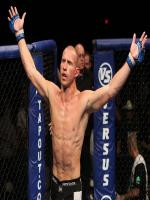 donald Cerrone in Ring