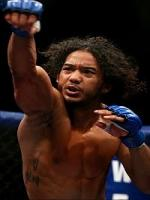 Benson Henderson in Action