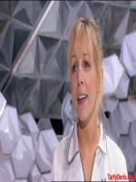 Clare Buckfield in  show Dancing on Ice