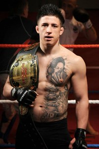 Norman Parke in Ring