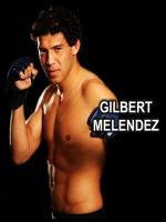 Gilbert Melendez Modeling Pic