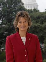 Lisa Murkowski at White house
