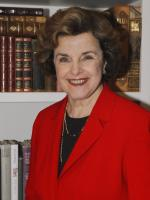 Dianne Feinstein at US Senate