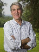 Mark Udall at Picnic