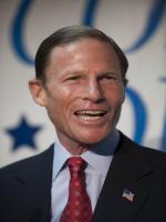 Richard Blumenthal at White House