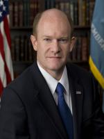 Chris Coons at US Senate