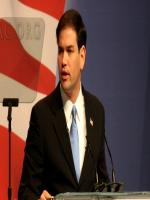 Marco Rubio at White House