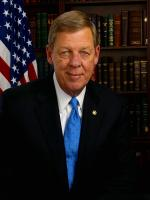 Johnny Isakson at Committee on Finance