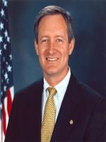 Mike Crapo at White House