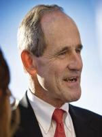 Jim Risch at Press Conference
