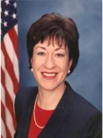 Susan Collins at  Senate Committee Homeland Security
