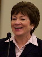 Susan Collins at US Senate