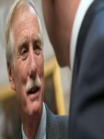 Angus King at Committee on the Budget