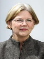 Elizabeth Warren at White House
