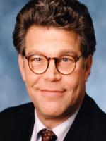 Al Franken at  United States Senate